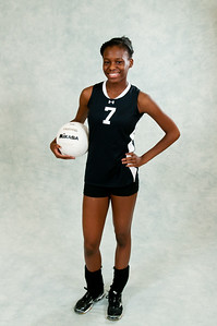 Shiloh Generals volleyball -2011-16