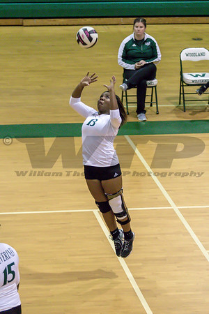 Woodland vs Bamberg VB 10-18-17