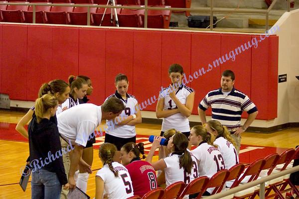 Davidson Volleyball 9/22/04