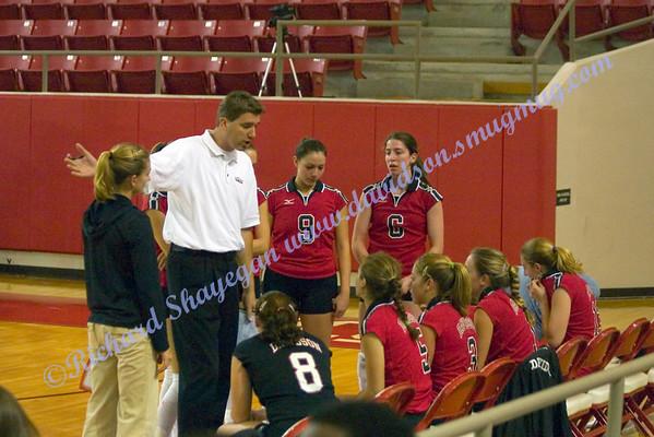 Davidson Volleyball 9/24/04