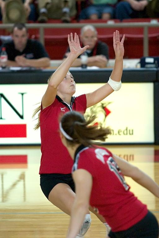 davidson college women's volleyball ncaa sports