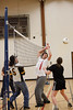 Volleyball Moosonee 2009 April 16th