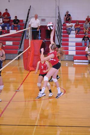 Volleyball 2011 PC vs Freeman