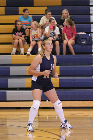 KHS jv vs williamsfield 8-21-2012