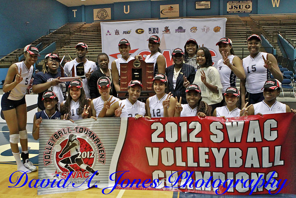 SWAC Volleyball Tourney 2012