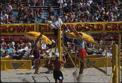1994 Jose Cuervo Gold Crown - Santa Cruz (AVP Men)