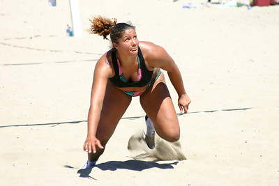 2007-07-21 No Attitudes Allowed - Beach Doubles Tournament - Santa Cruz