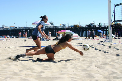 2009-04-18 No Attitudes Allowed Beach Doubles Tournament - Santa Cruz