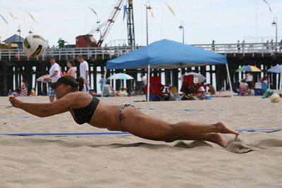 2009-07-18 No Attitudes Allowed Beach Doubles Tournament - Santa Cruz