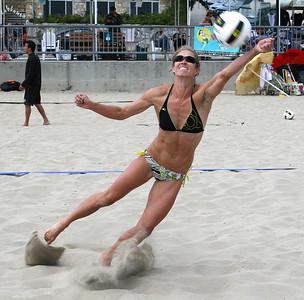 2009-08-22 CBVA - Santa Cruz (Women)