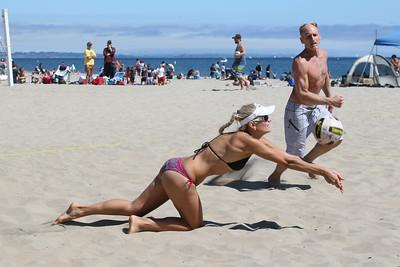 2010-08-14 No Attitudes Allowed Beach Doubles Tournament - Santa Cruz
