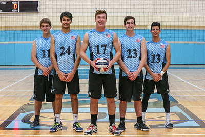 Ransom Everglades Boys Volleyball, 2017