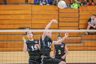 Ransom Everglades Volleyball, 2018.  Smoothie King Tournament