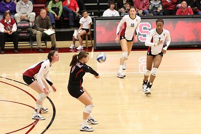 2009-11-13 - Oregon at Stanford