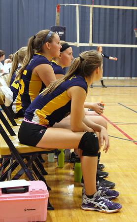 Volleyball EHS vs BHS 2015 Varsity