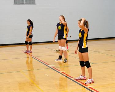 Volleyball EHS vs MMU 2014 JV