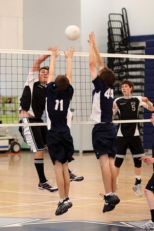 2009-04-02 Boy's Highschool JV Volleyball - PCS at Aptos