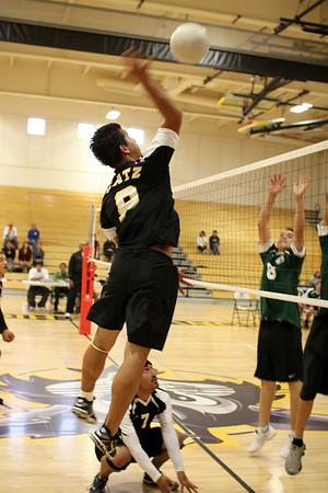2009-04-28 Boy's Highschool Volleyball - Alisal at Watsonville