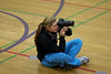 Most players leave after getting knocked out in the playoffs. We photographers stay :-)
