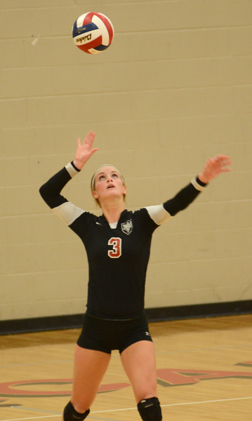 Volleyball Invite held at Benet High School