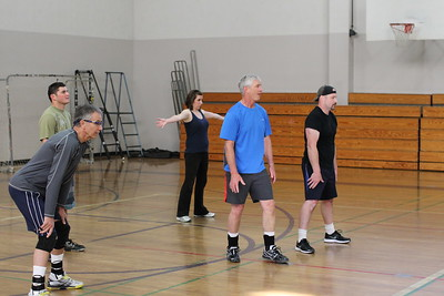 Capitola - Saturday Open Gym - 2014