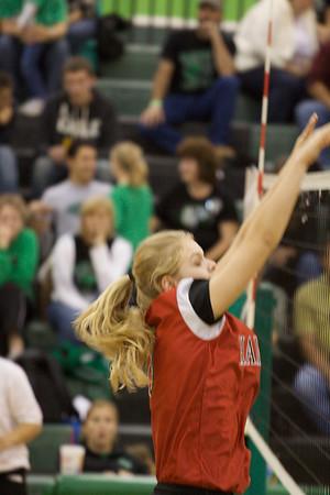Volleyball - Spring 2010