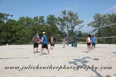 Volleyball tourney August 2011