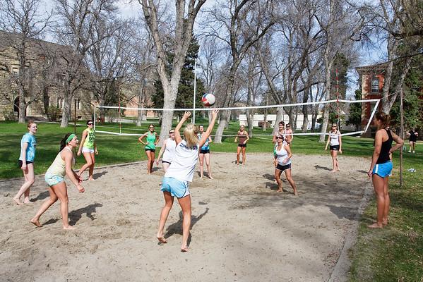 Outdoor Practice (04-23-09)