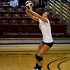 """Images from the 2008 Seattle Pacific University Falcons Volleyball mach versus the Chaminade Silverswords. Images have been batch processed for display on the web. 4x6 prints will be made as-is and are available at a substantial price discount, all other sizes and products will be post-processed by hand to maximize image quality (and reflect my usual pricing).  Small digital images for web use are available on request with any print purchase. Images may be used for personal viewing, but may not be used for any commercial purposes or altered in any form without the express prior written permission of the copyright holder, who can be reached at troutstreaming@gmail.com Copyright © 2008 J. Andrew Towell   <a href=""""http://www.troutstreaming.com"""">http://www.troutstreaming.com</a> . <br /> <br /> As alwyas, feedback - good and bad - is always appreciated!"""