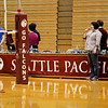 """Images from the 2010 Seattle Pacific University Falcons Volleyball match versus  Northwest Nazarene University Crusaders at Brougham Pavillion in Seattle Washington in the NCAA Division II GNAC action. 4x6 prints will be made 'as-is', all other sizes and products will be post-processed by hand to maximize image quality. Small digital images for web use are available on request with any print purchase. Images may be used for personal viewing, but may not be used for any commercial purposes or altered in any form without the express prior written permission of the copyright holder, who can be reached at troutstreaming@gmail.com Copyright © 2010 J. Andrew Towell   <a href=""""http://www.troutstreaming.com"""">http://www.troutstreaming.com</a> . <br /> <br /> As always, feedback - good and bad - is always appreciated!"""