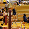 130902 Womens Volleyball Seattle Pacific University Falcons versus Lewis-Clark State College Warriors Snapshots