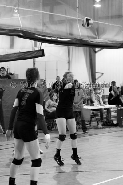 '15 Cyclone JV Volleyball 39