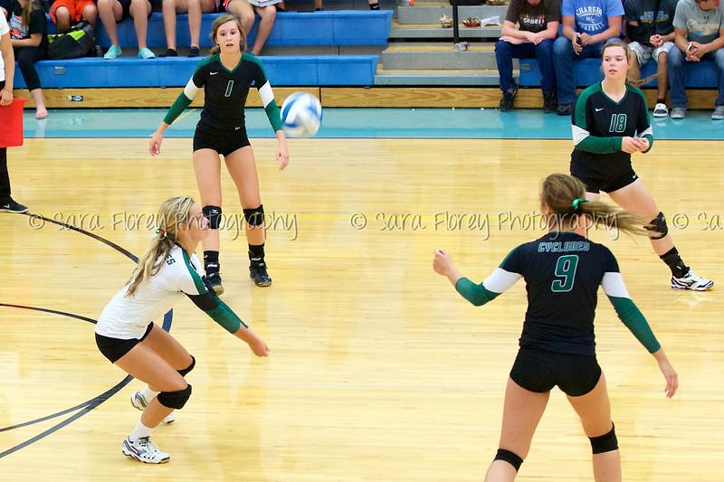 '15 Varsity Volleyball 229