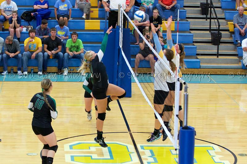 '15 Varsity Volleyball 133