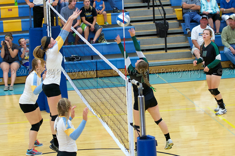 '15 Varsity Volleyball 72