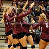 20150926 Womens Volleyball Seattle Pacific University Falcons versus Western Oregon University Wolves Snapshots