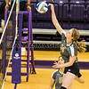 UT Dallas faced UMHB during the championship game of the ASC Volleyball Championship Tournament at the Mayborn Campus Center on Saturday, Nov  05, 2016.