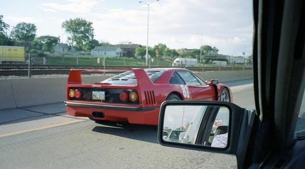 2001-8-19 Race Car