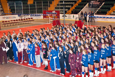 2009 NYS Finals Girls Volleyball-958