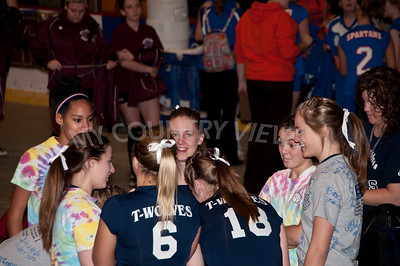 2009 NYS Finals Girls Volleyball-14