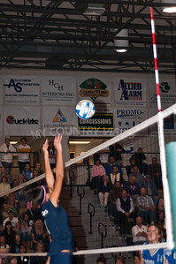 2009 Girls Volleyball Panama Championship-12