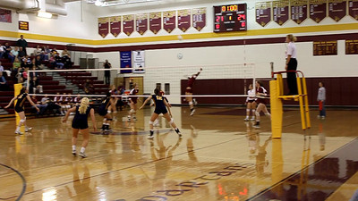 Loudoun County closes out game three to take a 2-1 lead over Broad Run.