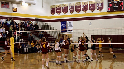 Loudoun County increases lead to 21-18 in game four.