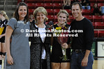 06 November 2010:  Davidson defeats The Citadel 3-1 in SoCon women's volleyball at Belk Arena in Davidson, North Carolina.