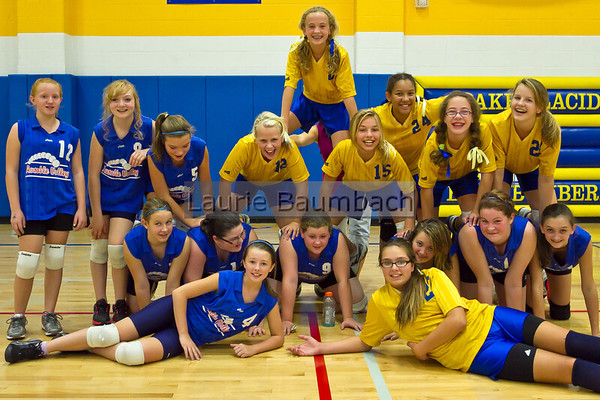 2011 Modified Volleyball