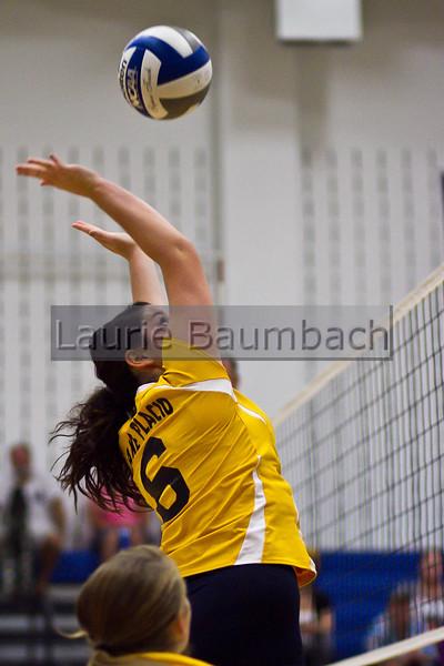 2011 Volleyball Season