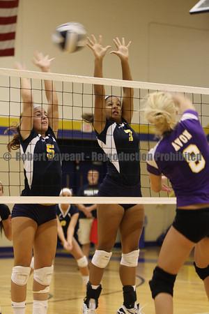 North Ridgeville Varsity Volleyball 2011