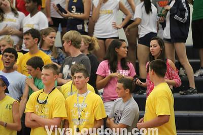 Volleyball: Loudoun Valley at Loudoun County