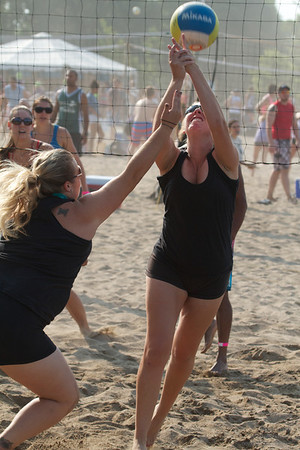 2012-07-14 Hope Beach Volleyball