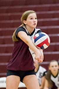 2012: Rock Volleyball - Freshman